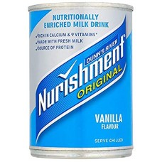 Nurishment Vanilla