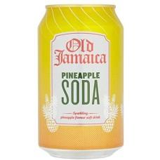 Old Jamaica Pineapple Soda