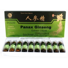 Panax Ginseng Root Extract 10ml