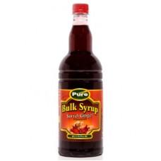 Pure Bulk Syrup Sorrel and Ginger 1l