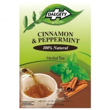 Dalgety Cinnamon & Peppermint Herbal Caribbean Tea