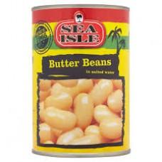 Sea Isle Butter Beans