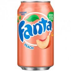 Fanta American - Peach
