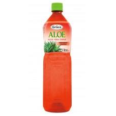 Grace Aloe Vera Drink Strawberry Large
