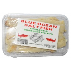 Blue Ocean Skinless & Boneless  Saltfish