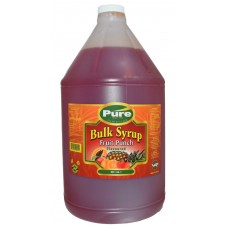Pure Jamaican Fruit Punch Syrup