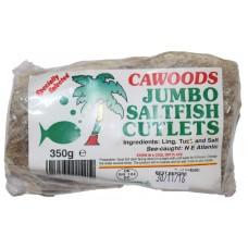 Cawoods Jumbo Saltfish Cutlets