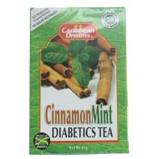 Caribbean Dreams Cinnamon Mint Diabetics Tea