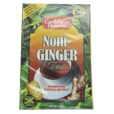 Caribbean Dreams Non-Ginger Tea