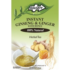 Dalgety Instant Ginseng & Ginger Herbal Caribbean Tea