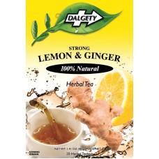Dalgety Lemon & Ginger Herbal Caribbean Tea