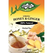 Dalgety Honey & Ginger Herbal Caribbean Tea