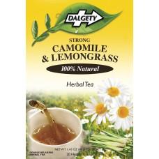 Dalgety Camomile & Lemongrass Herbal Caribbean Tea