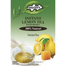 Dalgety Instant Lemon Herbal Tea