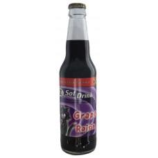 DG Grape Soda Bottle