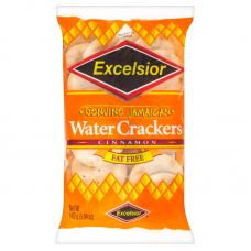 Excelsior Jamaican Cinnamon Crackers