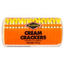 Excelsior Jamaican Cream Crackers