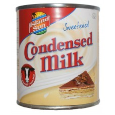 Island Sun Condensed Milk