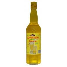 Johnson Banana Syrup