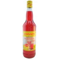 Johnson Diet Strawberry Syrup