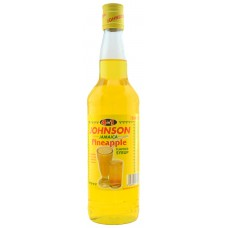 Johnson Pineapple Syrup