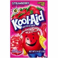 Kool Aid Strawberry - Packet