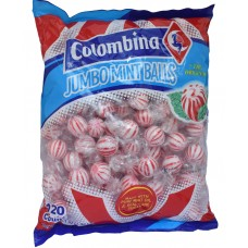 Jumbo Mint Candy Balls