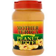 Mother Africa Peanut Butter 1kg