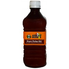 Africa's Finest Pure Palm Oil