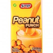Serge Peanut Punch