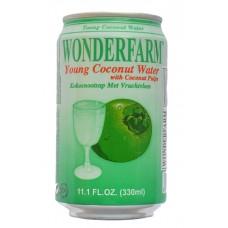 Wonderfarm Coconut Water - With Pieces