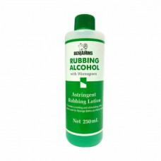 Benjamin's Rubbing Alcohol Wintergreen 250ml