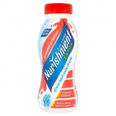 Nurishment Strawberry Bottle